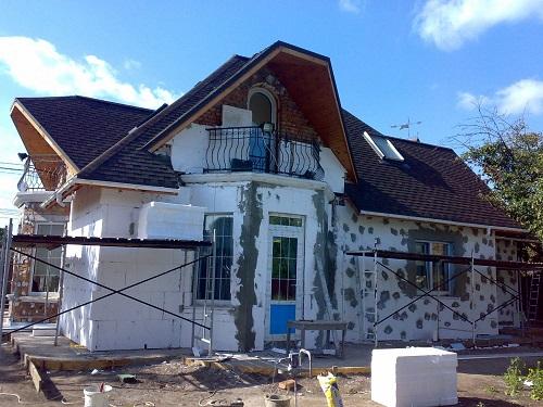 Деревянные материалы для отделки фасада